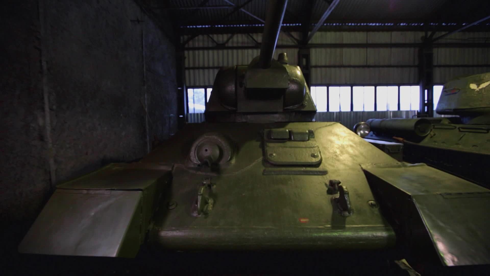 míra vítězství svět tanků je karol a daryl