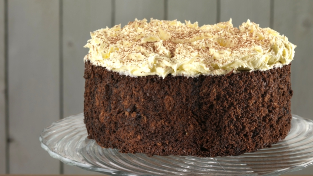 Irský čokoládový dort Guinness