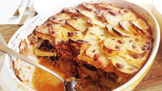 S Klárou v kuchyni: Bulharská musaka
