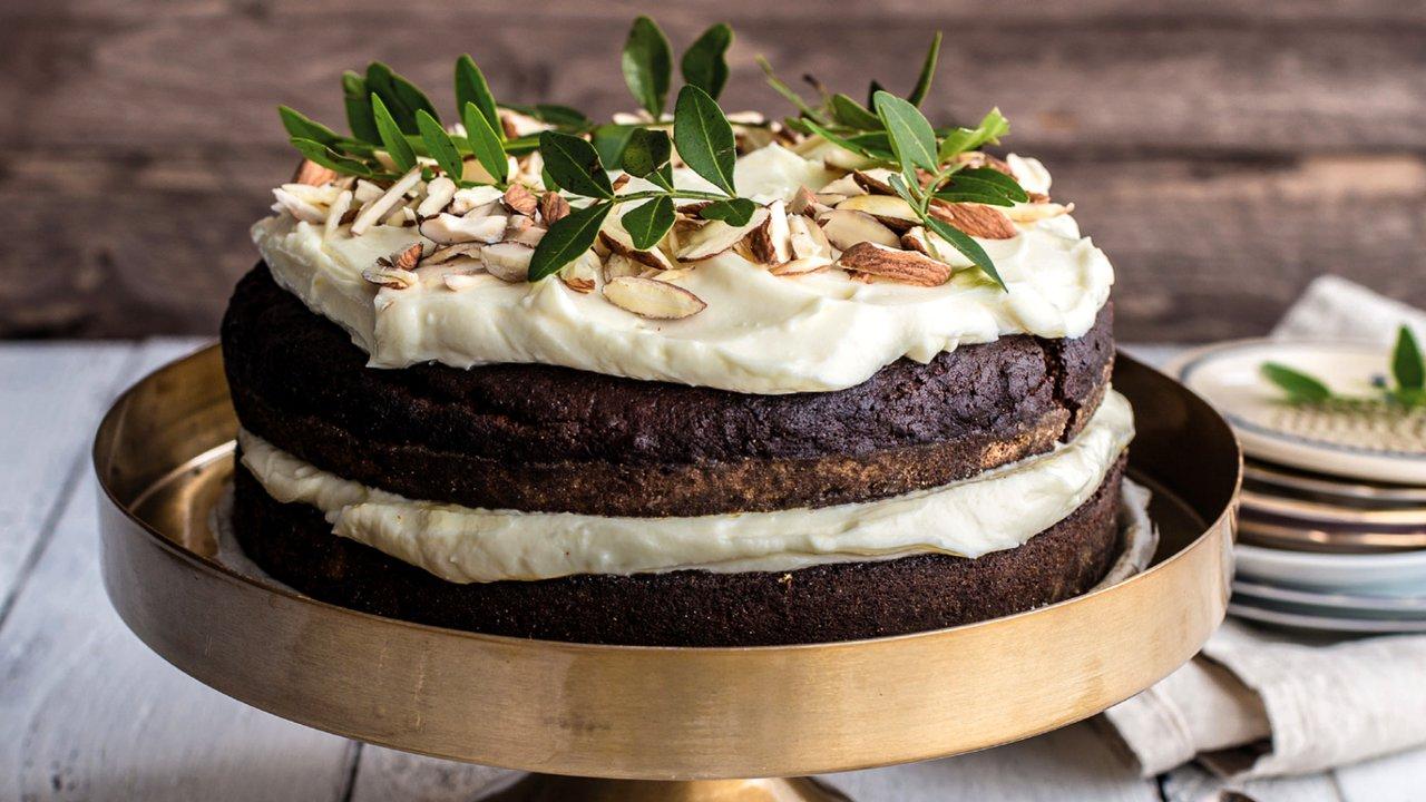 Zdravě a hravě: Mrkvový dort
