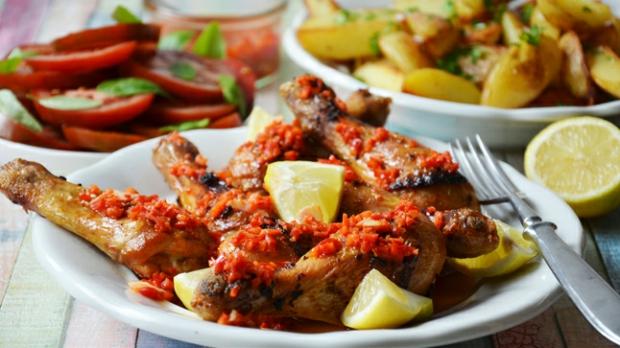 Portugalské kuře