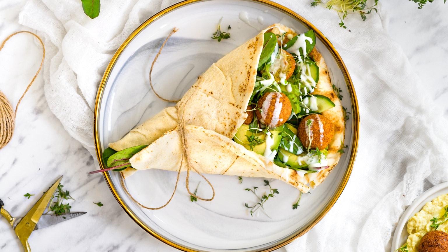 Originální recept na falafel z cizrny