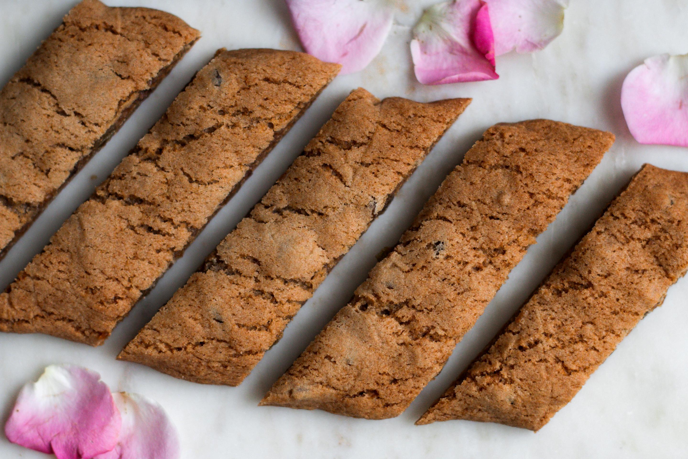 Skořicové sušenky srozinkami – Kanelkakor med russin