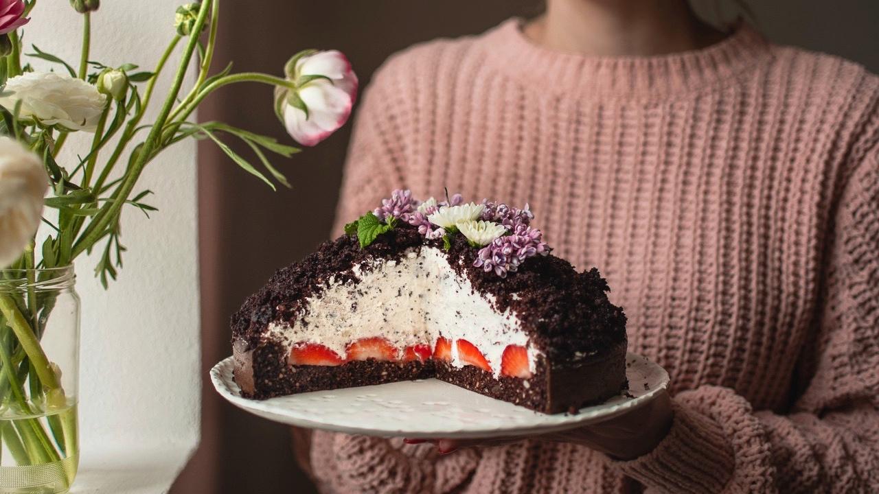Krtkův dort od Cukrfree