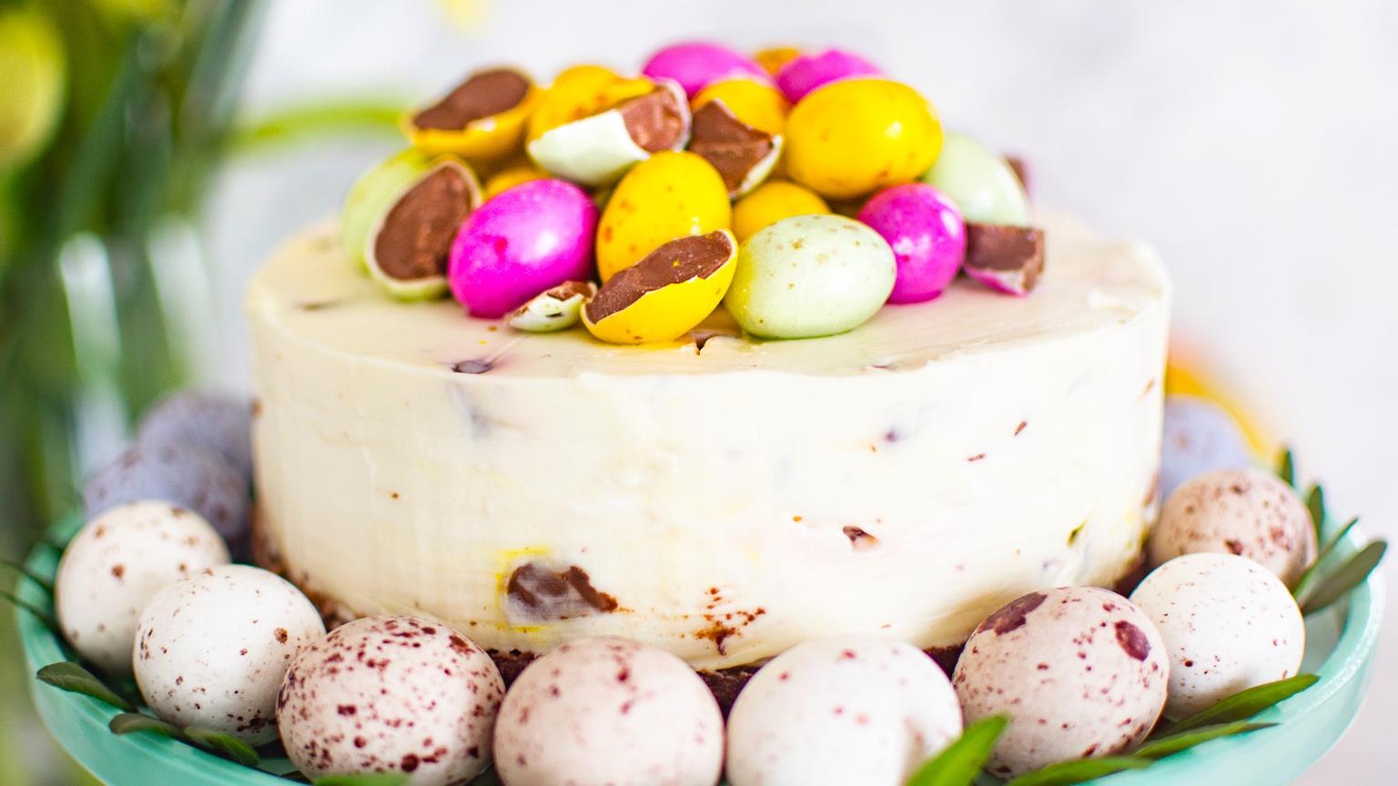 Velikonoční cheesecake