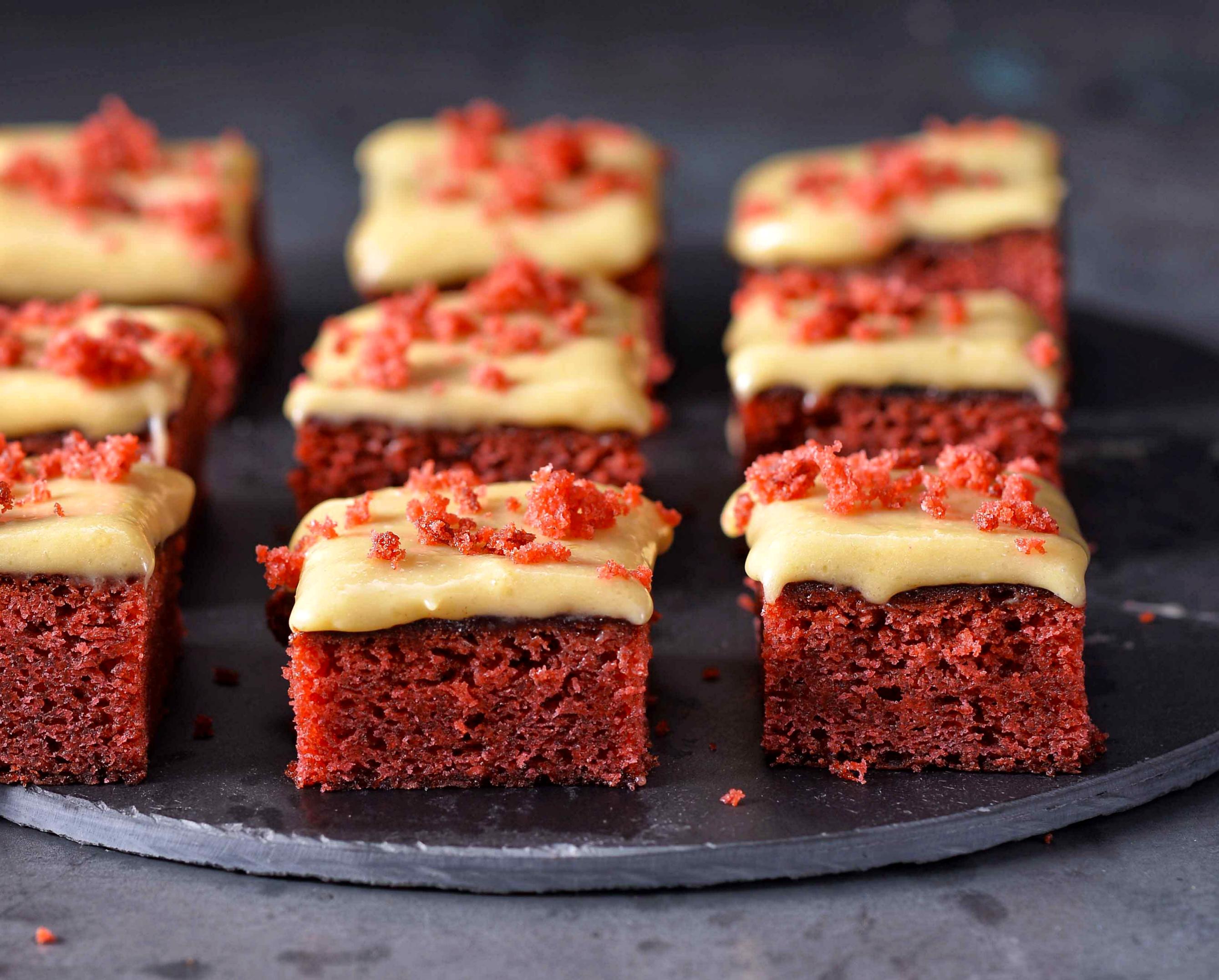 Brownies Red Velvet