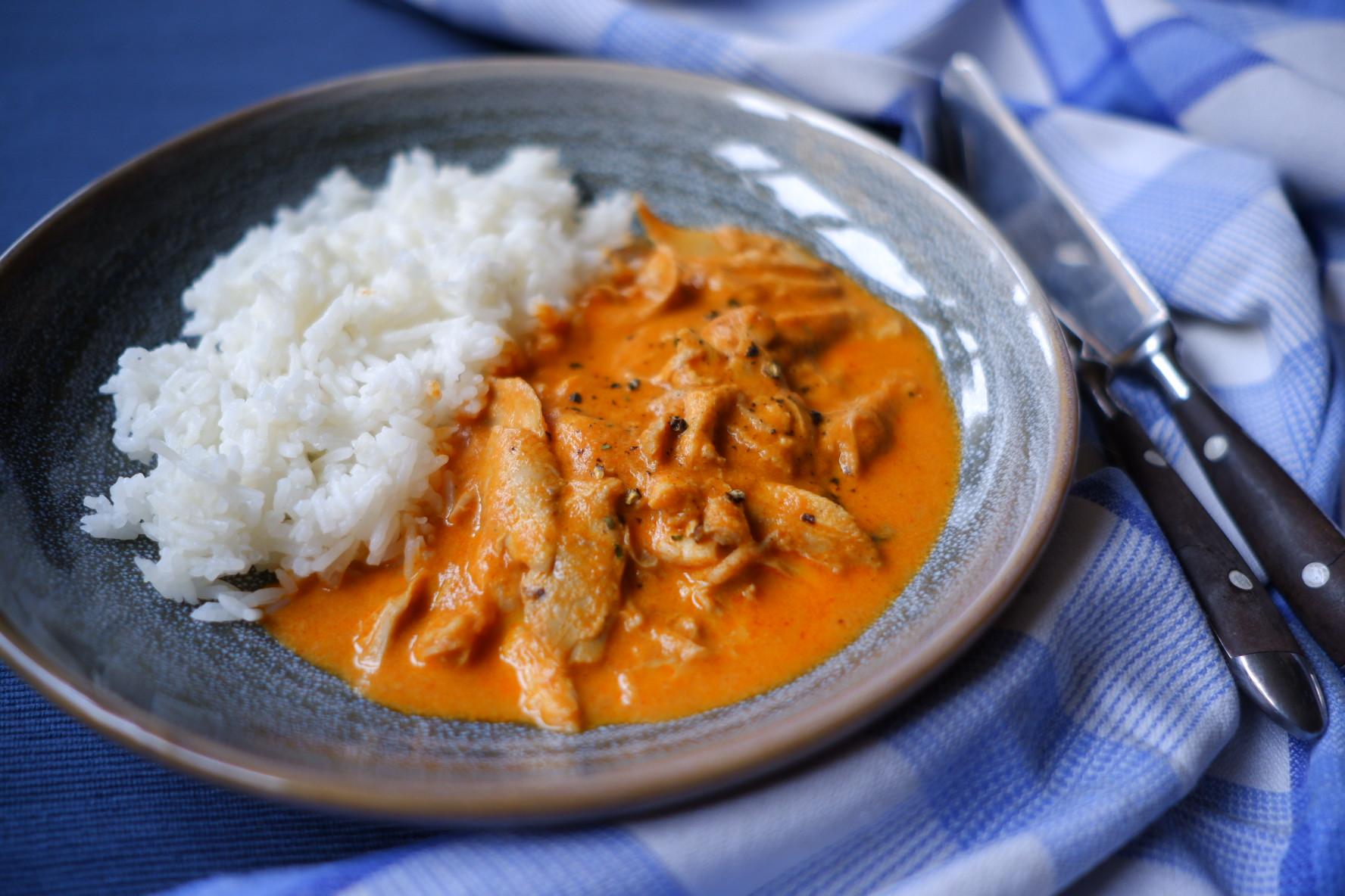 S Klárou vkuchyni: Kuře na paprice