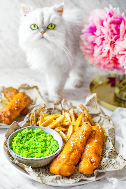 Fish & Chips shráškovou kaší