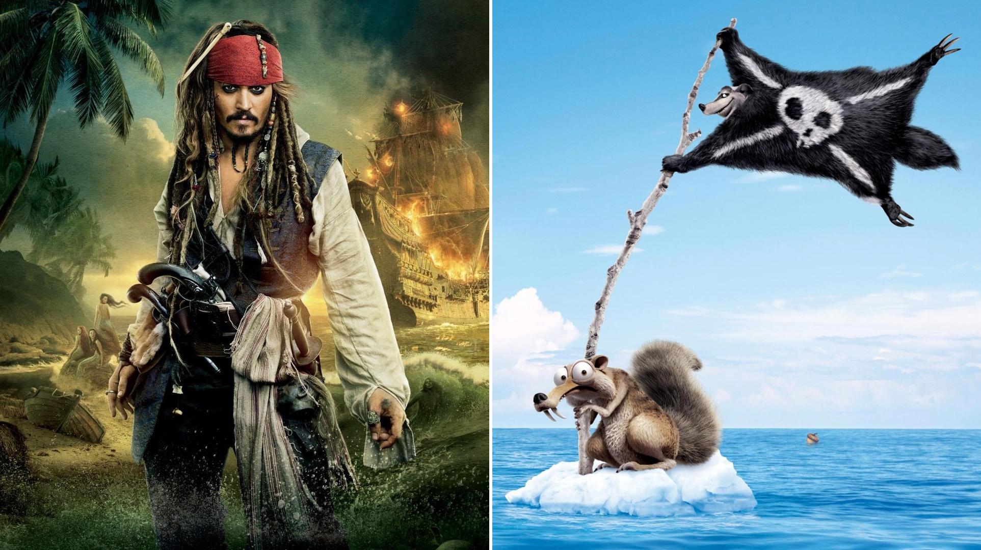 pirátské filmy
