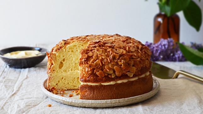 """Medový dort """"včelí bodnutí"""""""