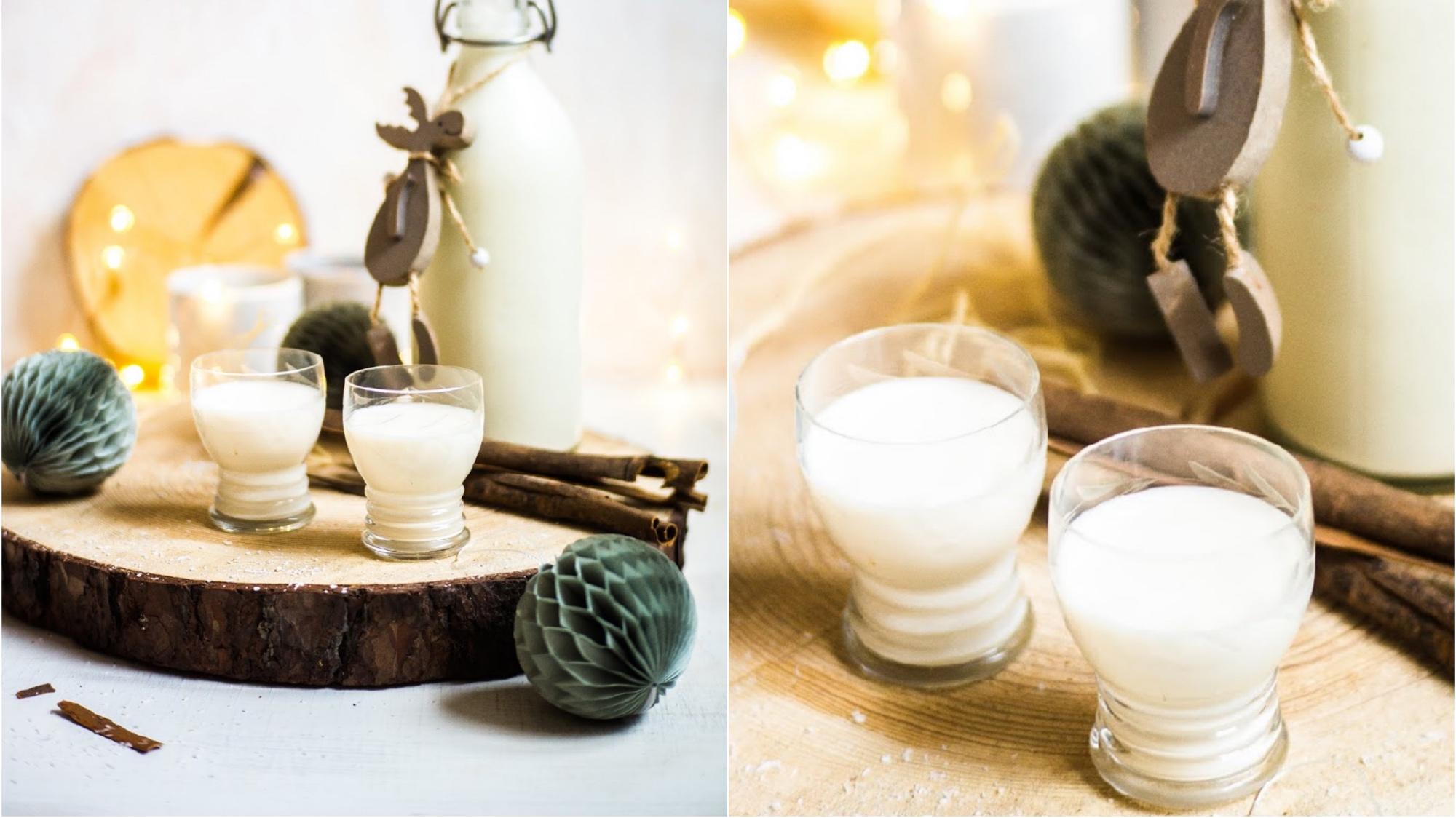 Voňavý kokosový likér