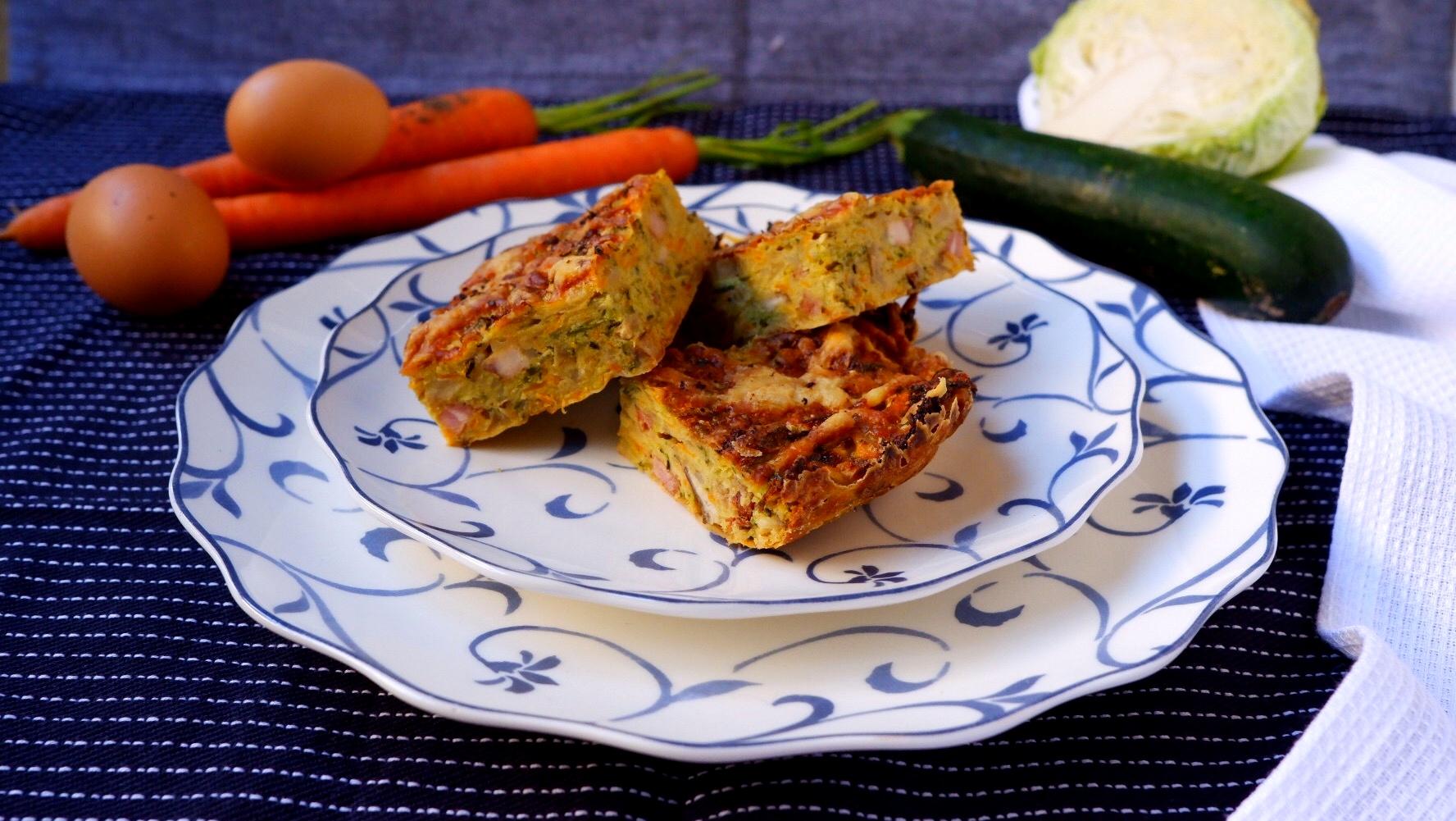 S Klárou v kuchyni: Zeleninový nákyp se sýrem