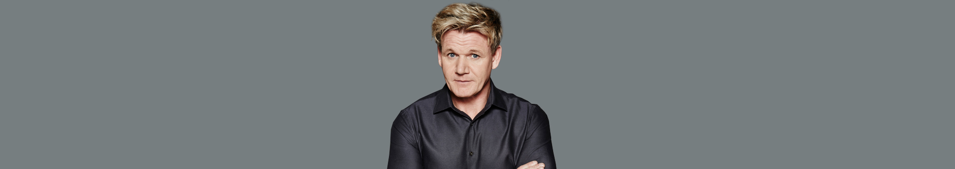 COVER. Gordon Ramsay