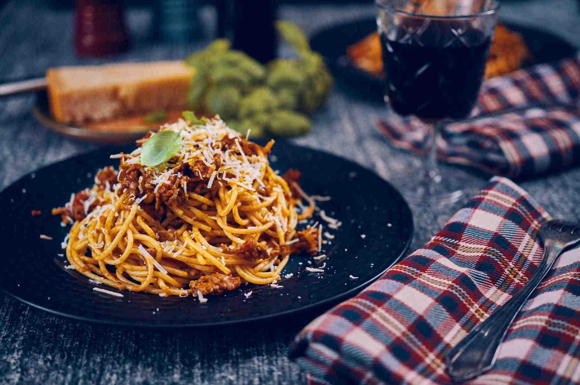 Nejlepší recept na boloňské špagety krok za krokem