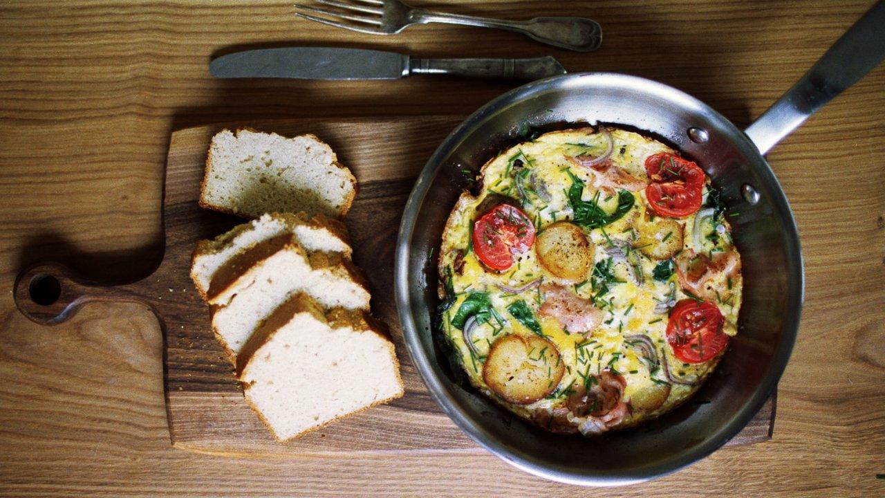 Sedlácká omeleta