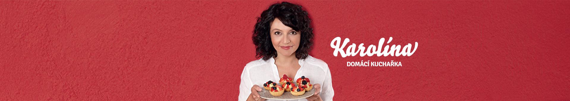 COVER. Karolína domácí kuchařka finál