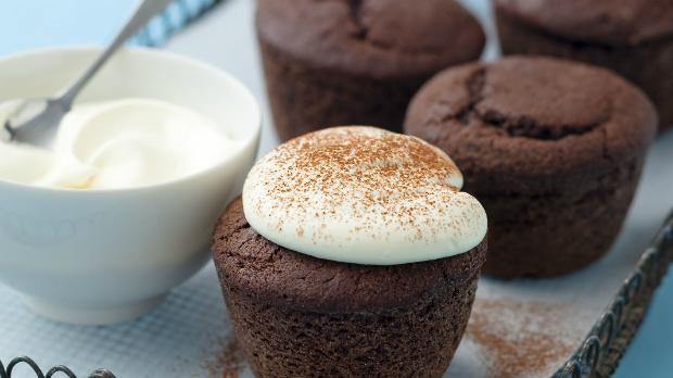 Cappuccino dortíčky