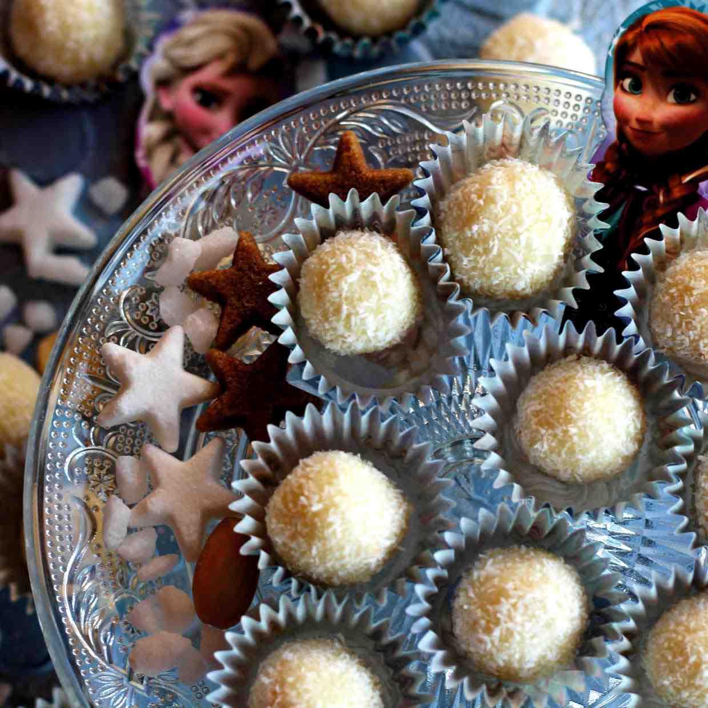 Kokosové kuličky Rafaelo – jednoduchý recept ze salka