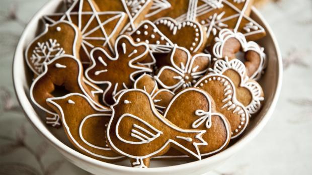 Voňavé vánoční perníčky