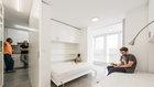 K dispozici jsou samostatné lůžko i manželská postel Foto: