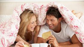 Snídaně je velice důležitá... Na to nezapomínejte! Foto: