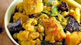 Indické zeleninové kari Foto: isifa.com
