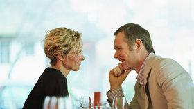 10 vět, které na rande neříkejte Foto: