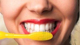 Čištění zubů 5 chyb Foto: