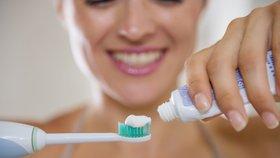 test zubní pasta Foto: