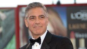 George Clooney vystřídal mnoho slavných partnerek. Teď je šťastný, že má vedle sebe právničku Foto:
