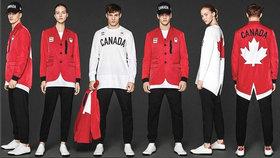 Olympijská móda napříč kontinenty - Rio 2016 Foto:
