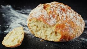 Chléb bez hnětení  Foto: Tereza Sychrová FOODLOVER.CZ