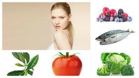 potraviny pro krásnou pleť Foto: