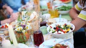 Jak jíst a pít, když je vedro Foto: