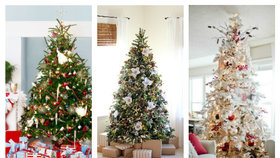 vánoční stromeček: 8 nápadů Foto: