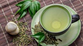 10 důvodů, proč pít zelený čaj Foto: