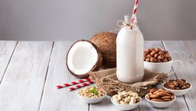 Rostlinná mléka jsou nejen výborná, ale i zdravá Foto: