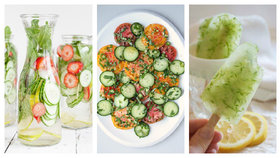 Udělejte si z nich pití, salát nebo zmrzku:) Foto: