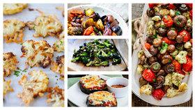 7x pečená zelenina Foto: