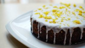 Mrkvový dort s citronovou polevou Foto: FOODLOVER.CZ