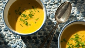 Egyptská čočková polévka Foto: Kitchenette.cz