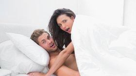 Jak si užít sex a nevzbudit děti Foto: