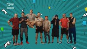Premiéra show Superchlapi začáná 1. května ve 21.35 na Primě Foto: