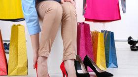 Chodíte ráda a často nakupovat boty? Foto: