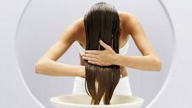 6 chyb, které možná děláte při mytí vlasů Foto: