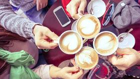 Tělo si řekne, kdy má dost kávy  Foto: