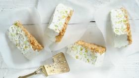 Slaný cheesecake s oříšky Foto: Chléb v hlavní roli