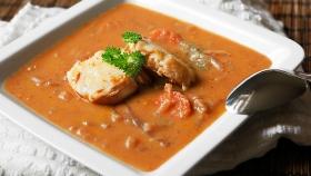 Bretaňská cibulová polévka Foto:
