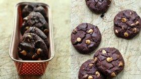 Super čokoládové cookies Foto: