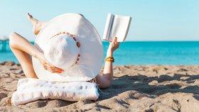 Letní čtení: 7 knih, které stojí za to vzít na dovolelenou Foto: